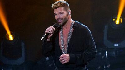 Ricky Martin habló de cuando salía con mujeres y sobre su sexualidad