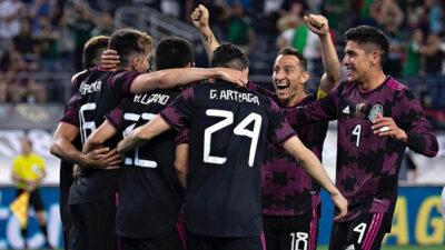 Selección Mexicana se suma para evitar grito homofóbico