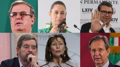 La sucesión presidencial y los posibles candidatos de Morena