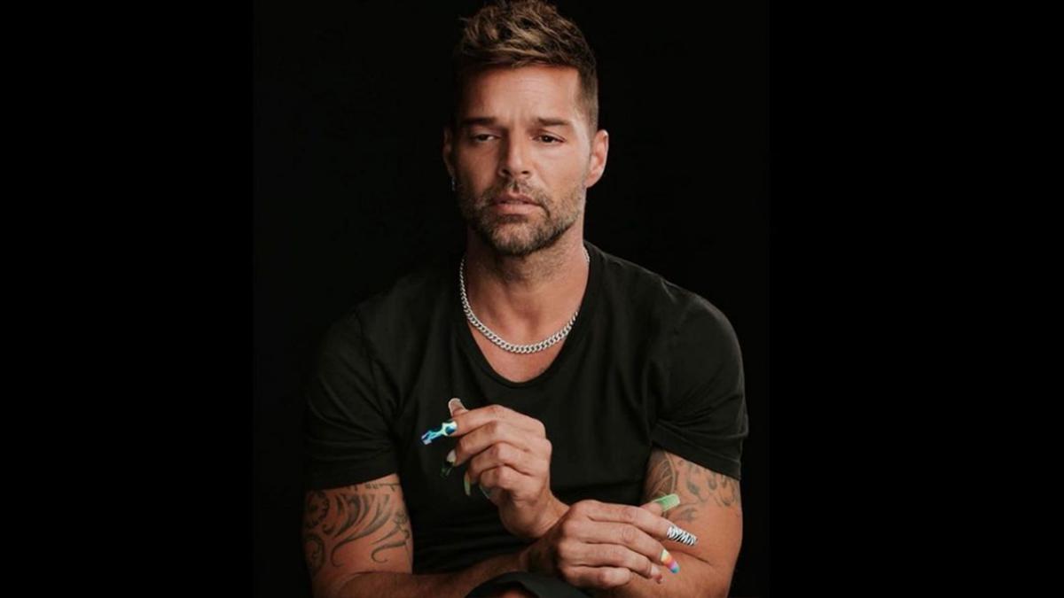 Ricky Martin saca su lado más vulnerable tras sufrir discriminación