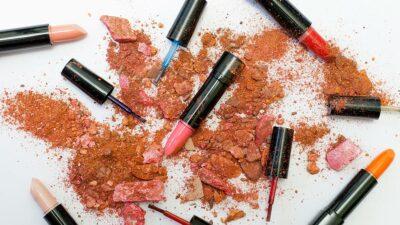 cosméticos sustancias tóxicas