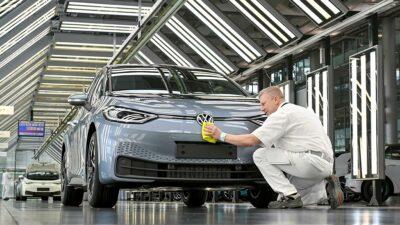 Volkswagen no venderá motores de gasolina en Europa en 2035