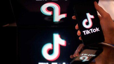 Se cree que TikTok tiene unos mil millones de usuarios en todo el mundo. Foto: AFP