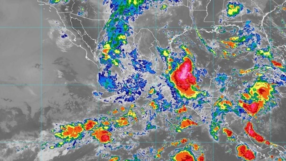 Tormenta tropical Enrique: sigue trayectoria en vivo y ve qué efectos se esperan