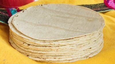 El kilo de tortillas oscila entre los 11.20 y los 20.53. Foto: Cuartoscuro/Archivo