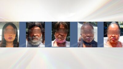 Quintana Roo: caen 5 por trata de personas y rescatan a una menor