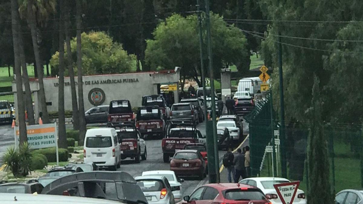 UDLAP: Toman instalaciones en Puebla