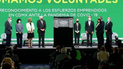 Cierra unidad COVID Citibanamex: atendió 9 mil 88 casos