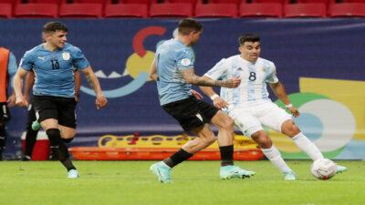 Copa América 2021: integrante de Uruguay es detenido por acoso sexual