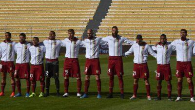 Venezuela Covid Copa America
