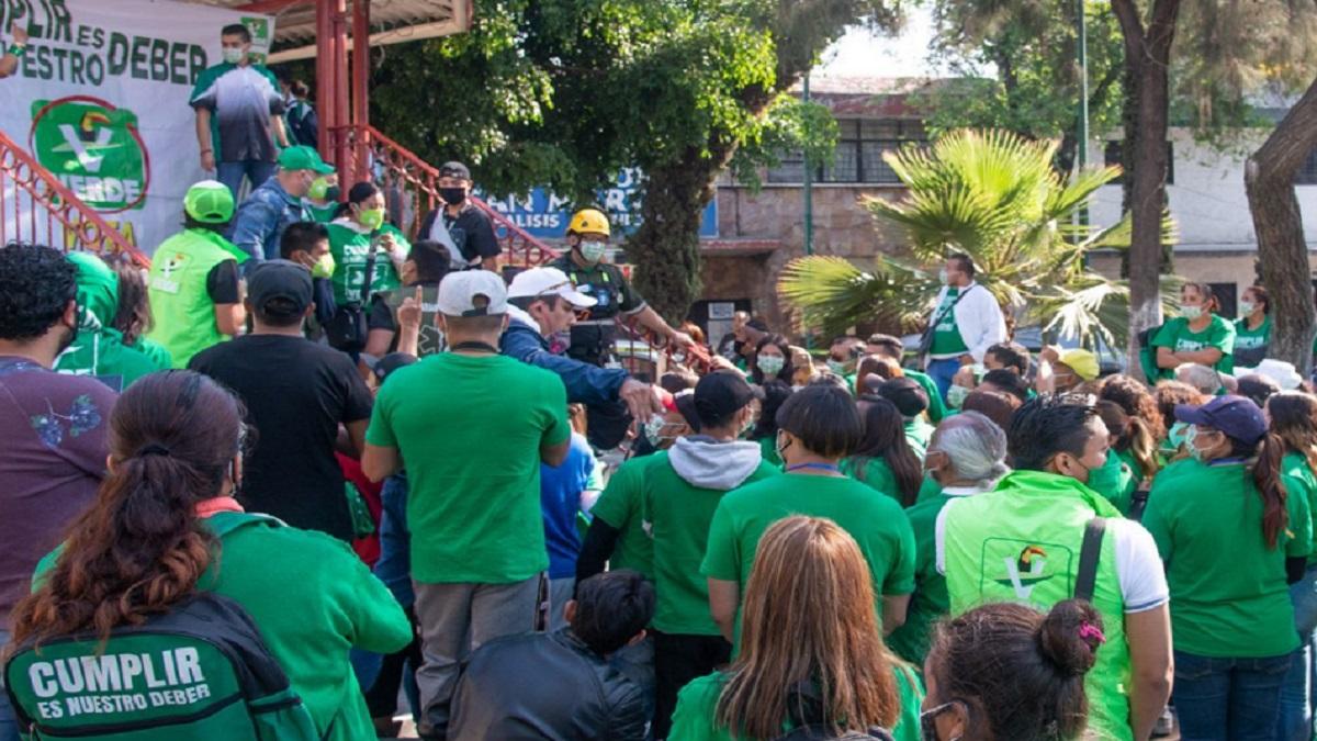 INE: Partido Verde podría hasta perder el registro por violar veda electoral