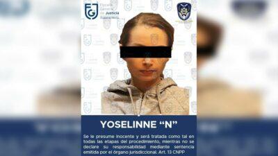 YosStop: Imágenes de detención de la youtuber acusada de pornografía