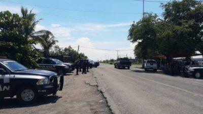 Aguililla: Michoacán envía mil policías para reforzar seguridad