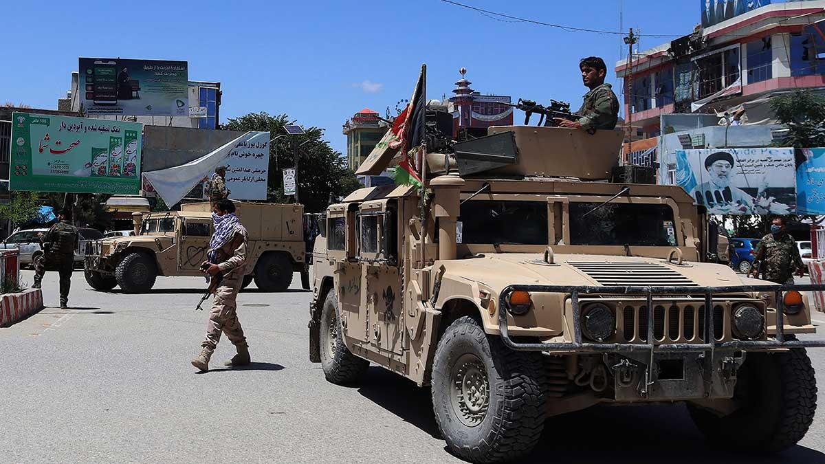 Alrededor de 20 mil afganos trabajaron para Estados Unidos tras la invasión de 2001.