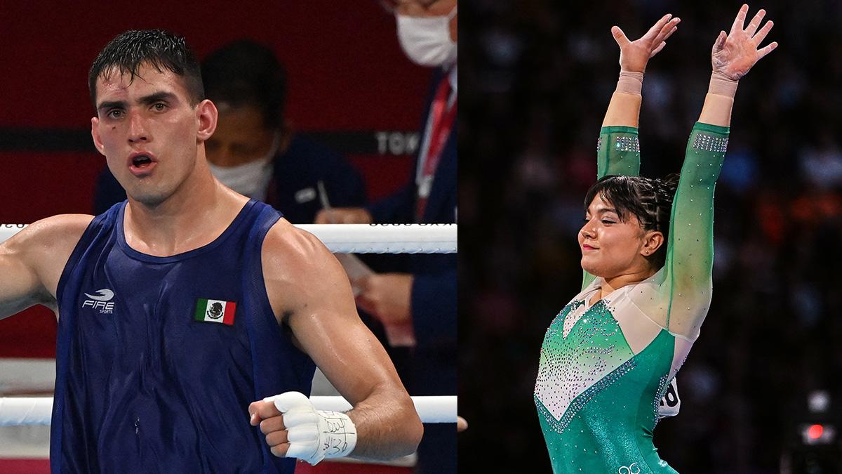 De Alexa Moreno a Rogelio Romero: ellos son mexicanos que pelean una medalla en Tokio 2020