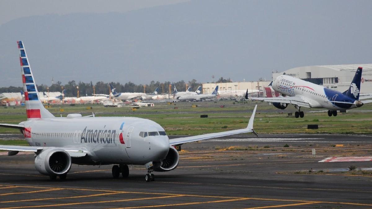 CDMX: Falla de radares provoca retraso de vuelos en aeropuerto
