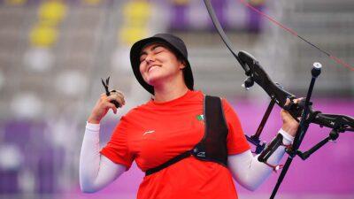 Alejandra Valencia pierde en cuartos de final y se despide de Tokio