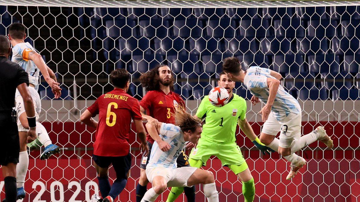 España avanza a cuartos y Argentina queda fuera de Tokio 2020