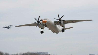 El avión Antonov AN-28 desapareció de los radares el viernes en la región de Tomsk. Foto: Reuters