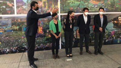 Aztlán: Arranca construcción de parque de diversiones en CDMX