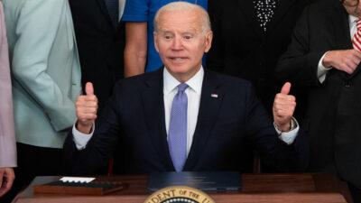 Joe Biden libera 3 mil millones de dólares para impulsar economía afectada por COVID-19