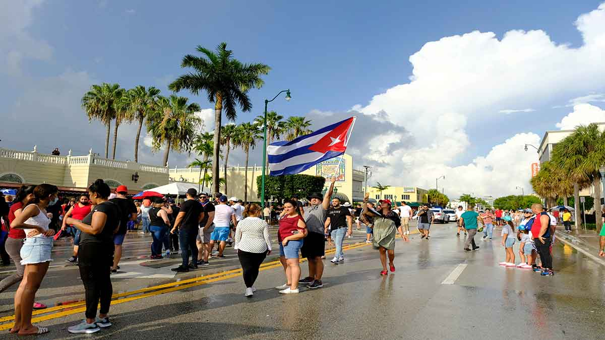 Bloqueo económico contra Cuba que AMLO pide que se quite