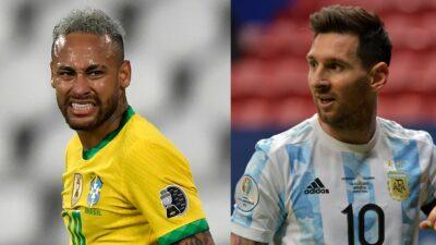 Brasil Argentina Final Copa America
