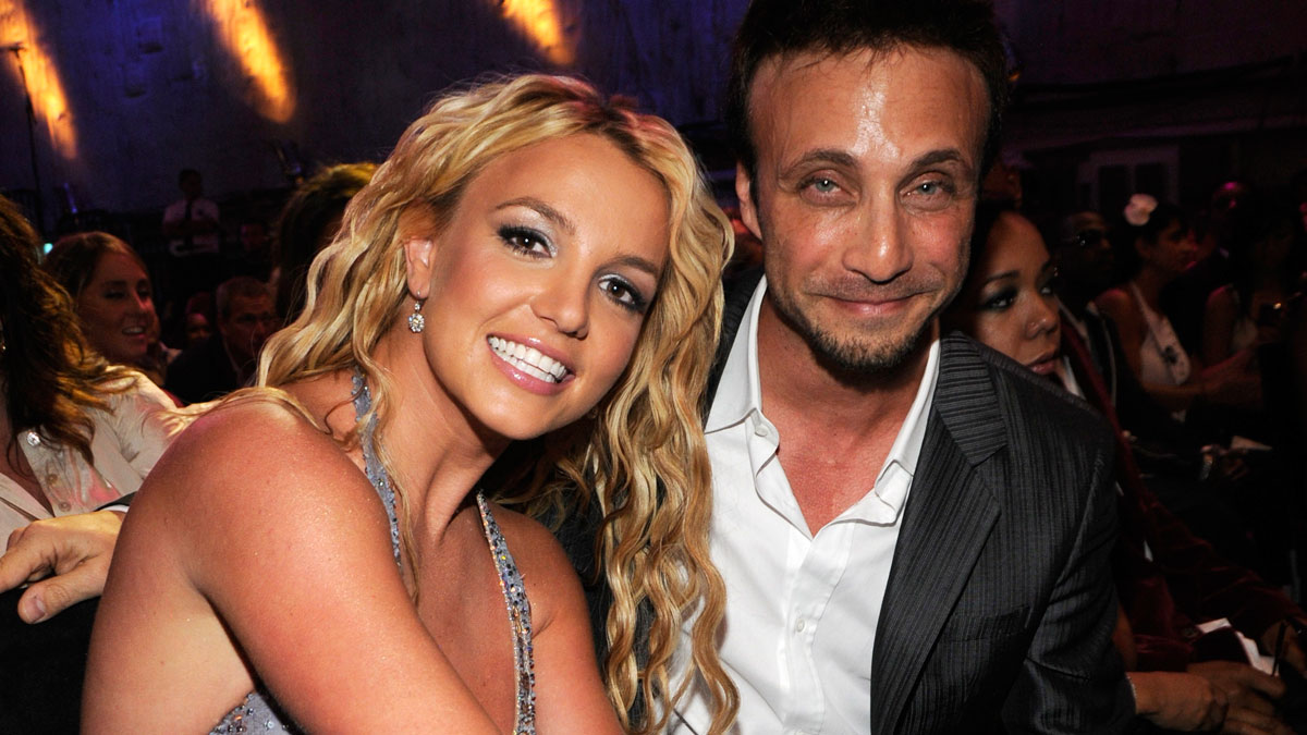 Britney Spears manager