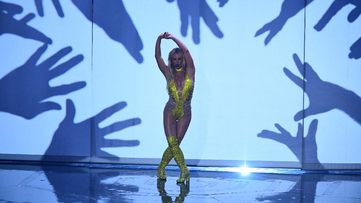 Britney Spears renuncia a hacer presentaciones en vivo