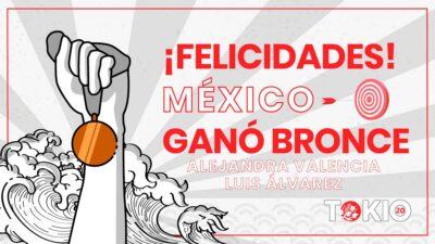 Bronce Arqueros Mexicano