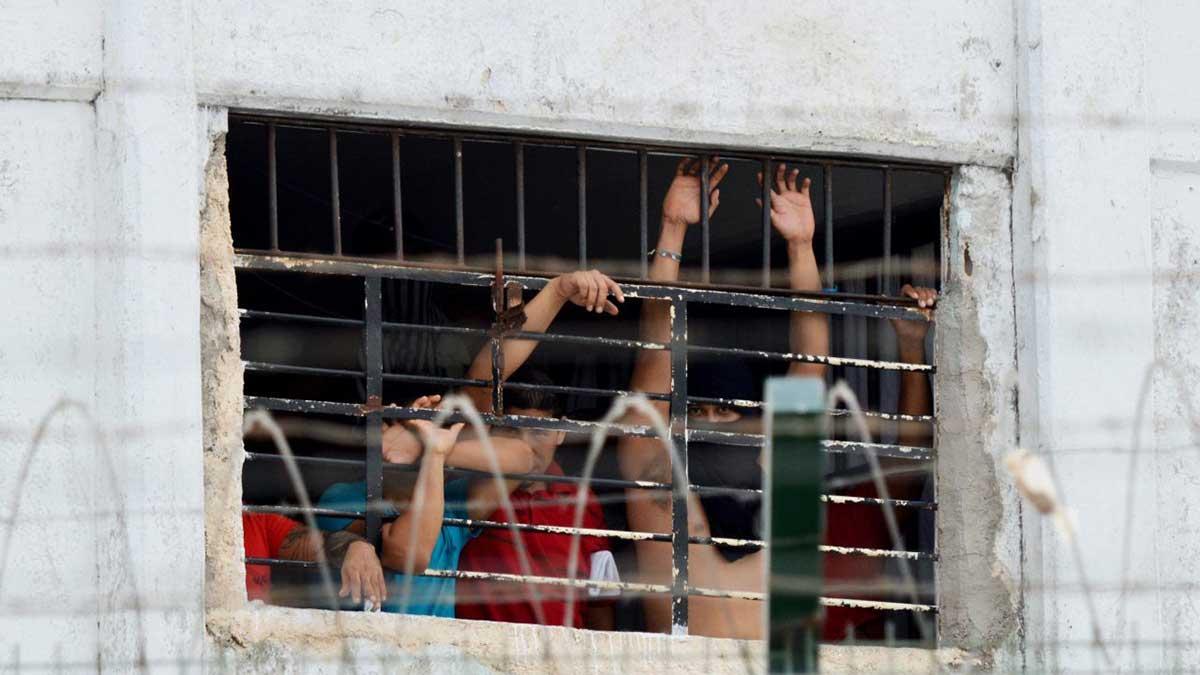 Unos de los presos que serán liberados son los que hayan sido torturados.