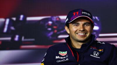 Checo Pérez correrá su Gran Premio 200 y así lo recuerda
