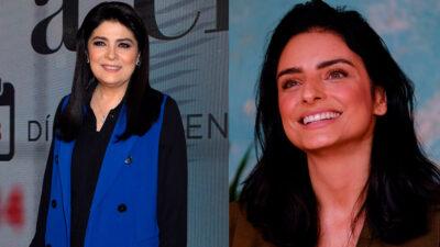Aislinn Derbez revela qué le heredó Victoria Ruffo