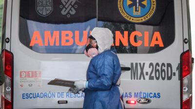 Reporte de coronavirus en México, 31 de julio de 2021