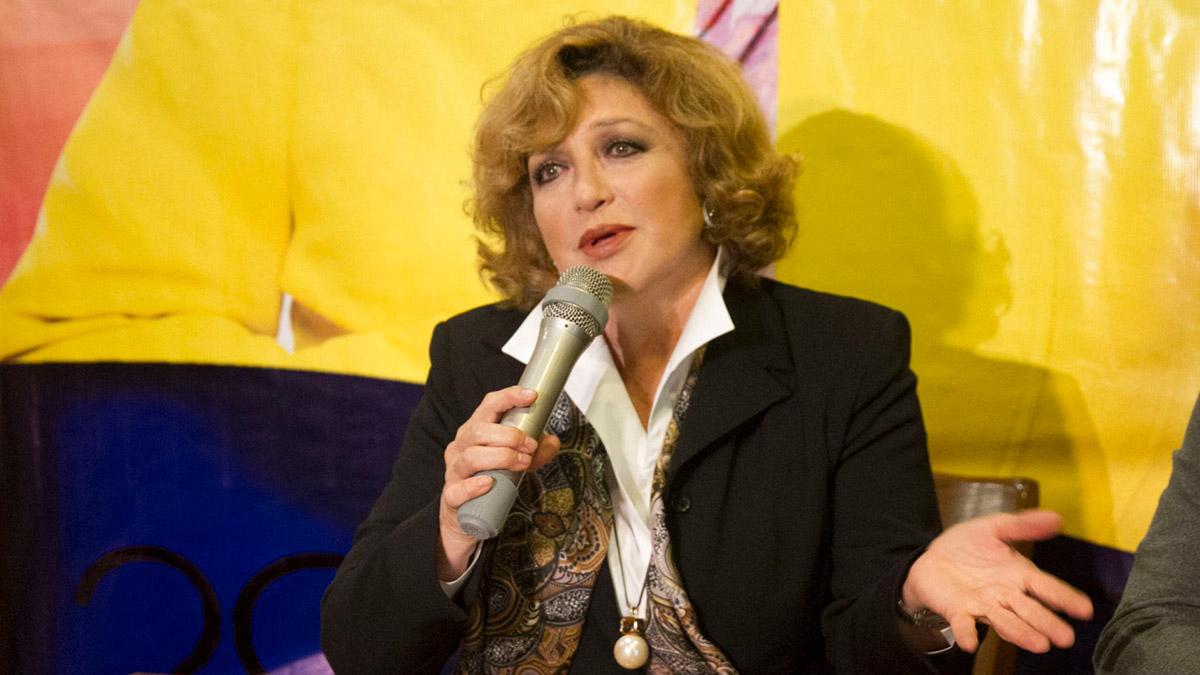 Angélica María no hará bioserie; su carrera tuvo envidias y traiciones, dice