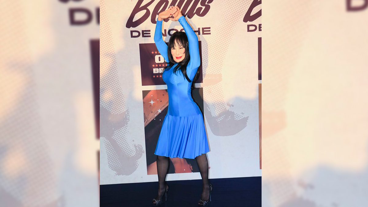 Lyn May arremetió contra Danna Paola; afirmó que imita su baile