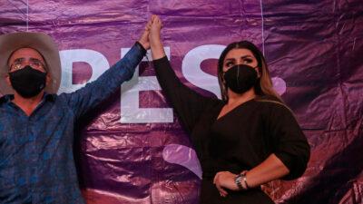 Mariana González, novia de Vicente Fernández Jr, responde a críticos