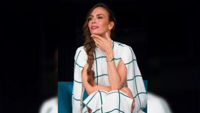 """Sasha Sokol recuerda su noviazgo con Luis Miguel, el """"Sol"""""""