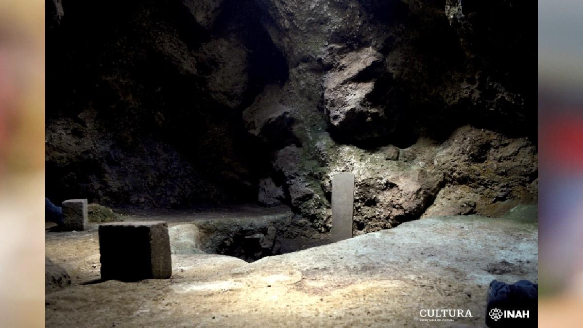 Cueva de Soruco, en Teotihuacán, podrá ser visitada virtualmente