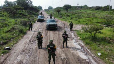 Edomex: Ejército mexicano muestra cómo detecta tomas clandestinas