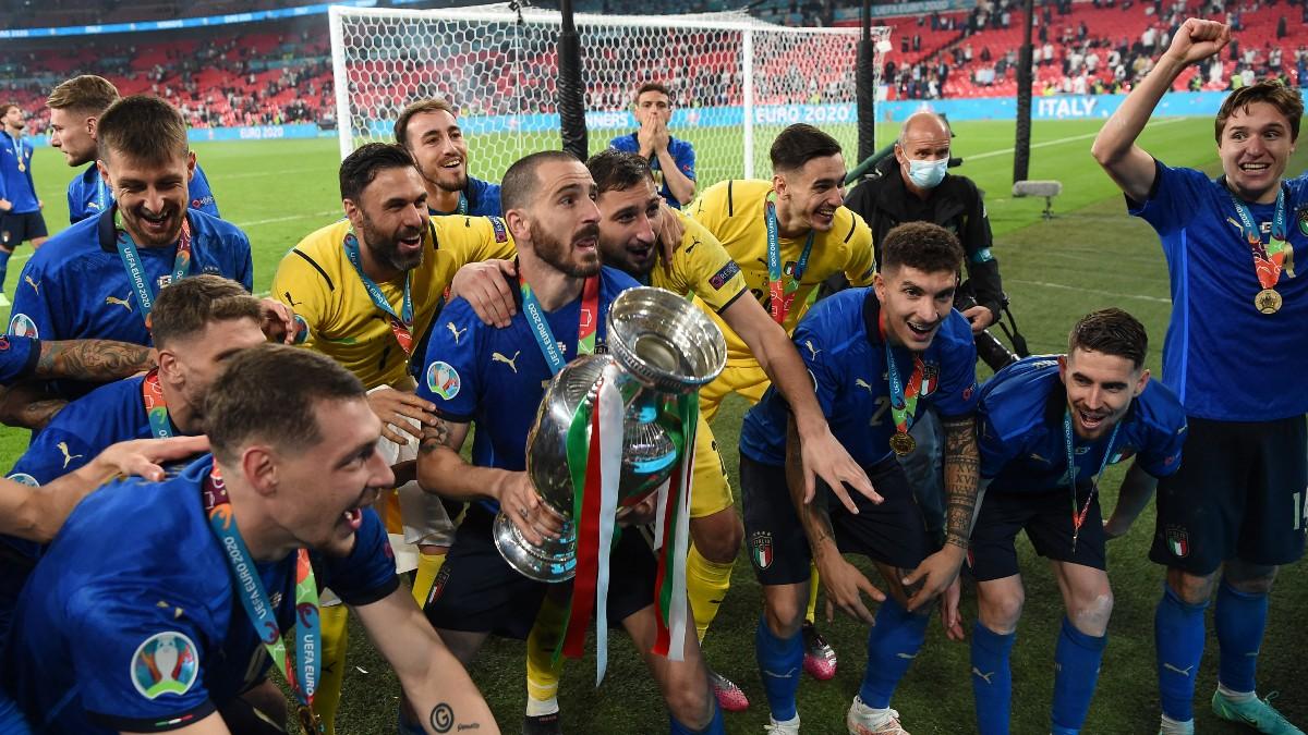 EL último título de La Nazionale fue en el Mundial de 2006.