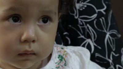 Emma González Méndez, niña con la enfermedad más cara del mundo