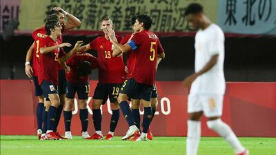 España va a la semifinal en Tokio 2020 tras vencer a Costa de Marfil