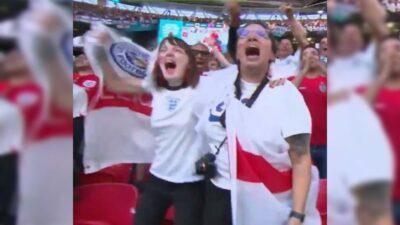 Fan Inglaterra Despedida