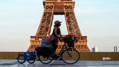 Francia: turismo registró menos reservaciones en París