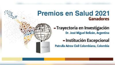 Fundación Carlos Slim anuncia a los ganadores de los Premios en Salud 2021