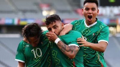 México gana a Francia