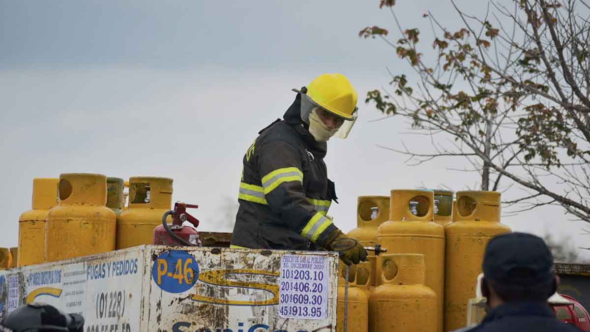 Uno de los objetivos es garantizar un precio justo del gas LP a los consumidores. Foto: Cuartoscuro