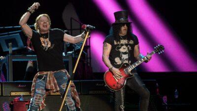 Guns N' Roses en Jalisco: no autorizan concierto por COVID