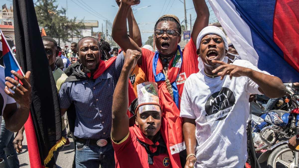 ¿Dónde está Haití y cuál es su situación política?